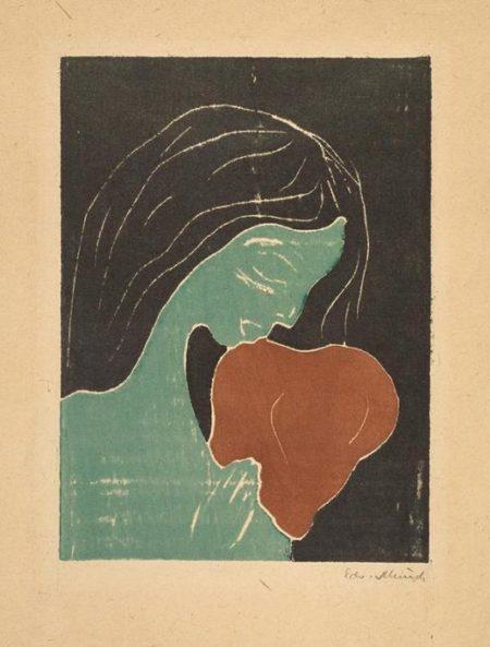Das Herz / Hjertet / The Heart (Schiefler 134; Woll 135)-1899