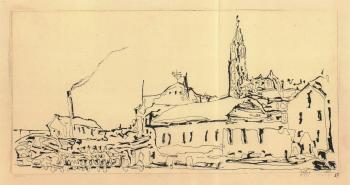Paul Klee-Bern-1909