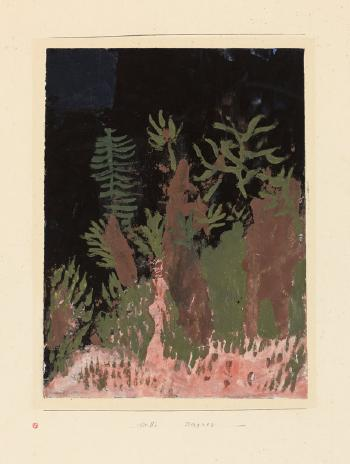 Paul Klee-Bergweg-1930