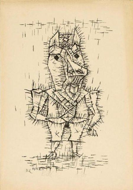 Paul Klee-Esel-1925