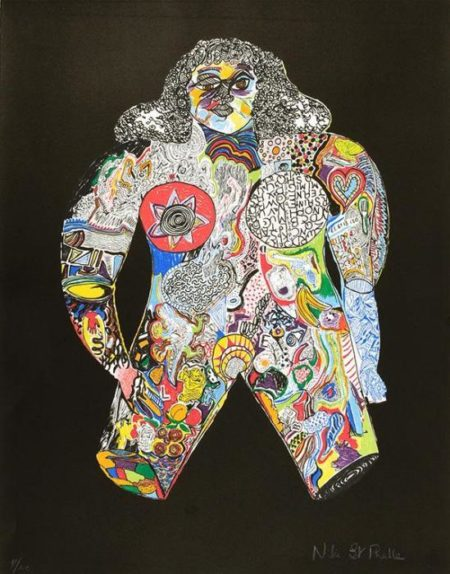 Niki de Saint Phalle-64 Female-1995