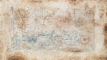 Paul Klee-Tote Landschaft-1931