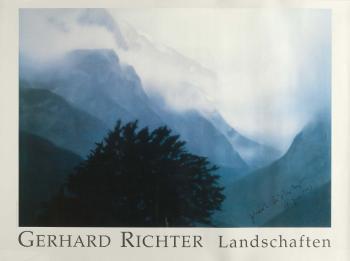 Gerhard Richter-Landschaften-2003