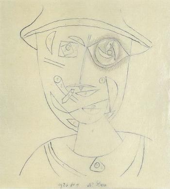 Paul Klee-Mr. Lune-1934