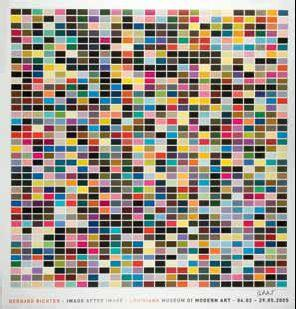 Gerhard Richter-Image after Image, Louisiana Museum of Modern Art-2005