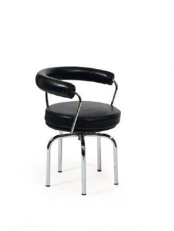 Le Corbusier-Fauteuil modele LC7-1990