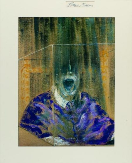 Francis Bacon-Head VI-1983
