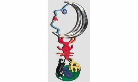 Niki de Saint Phalle-La lune-1985