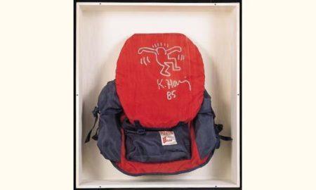 Keith Haring-Keith Haring - Sac a dos-1985