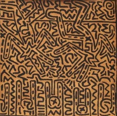 Keith Haring-Keith Haring - Sans titre-