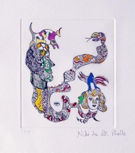 Niki de Saint Phalle-Aeiou-1998