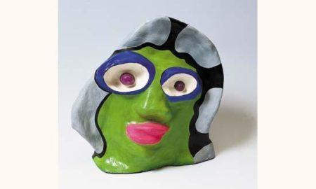 Niki de Saint Phalle-Tete de Nana-1971
