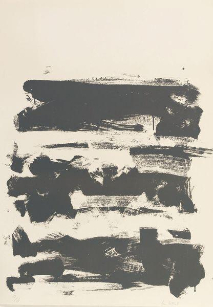 Joan Mitchell-Composition-1991