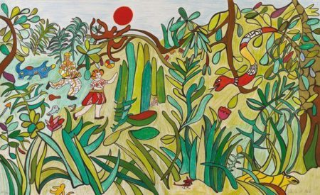 Niki de Saint Phalle-La jungle-1993