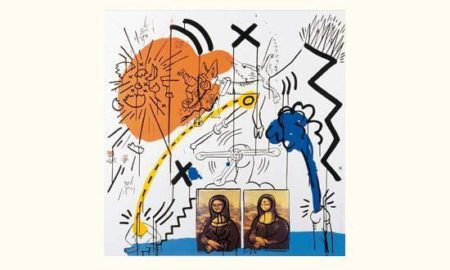 Keith Haring-Keith Haring - Apocalypse: One Plate-1988