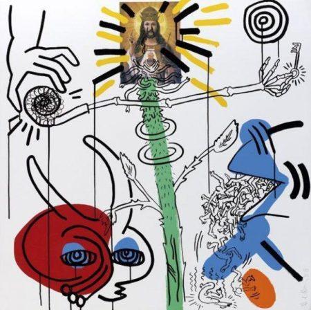 Keith Haring-Keith Haring - Apocalypse-