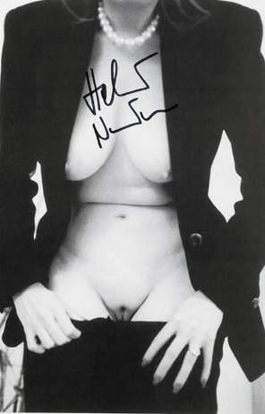Helmut Newton-The Pearl Necklace-2002