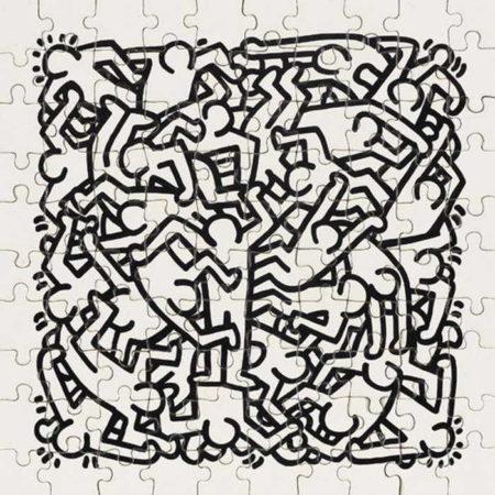 Keith Haring-Keith Haring - Puzzle-1980