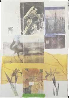 Robert Rauschenberg-Robert Rauschenberg - L'autre Monde-1989