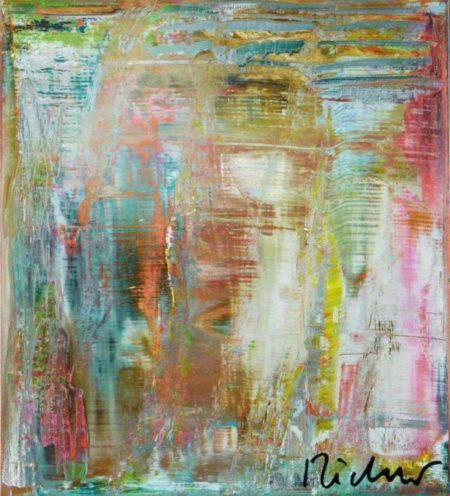 Gerhard Richter-Abstraktes Bild 858-8 (Abstract Painting 858-8)-1999