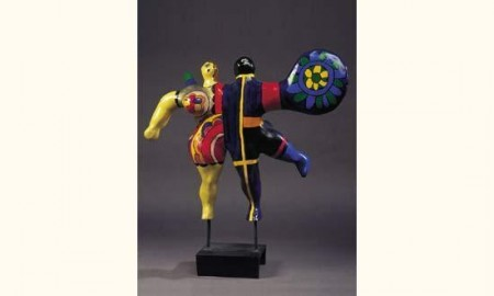 Niki de Saint Phalle-Le couple-