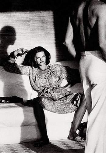 Helmut Newton-Vogue American-1979