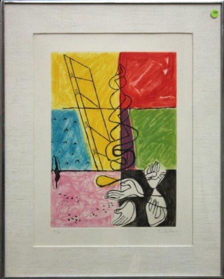 Le Corbusier-Unite #11-1953