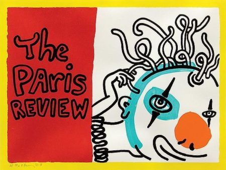 Keith Haring-Keith Haring - The Paris Review-1989