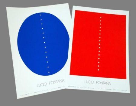Lucio Fontana-Sans titre-