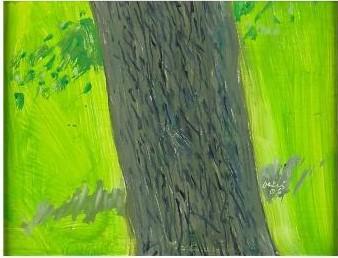 Alex Katz-Springtime-2006