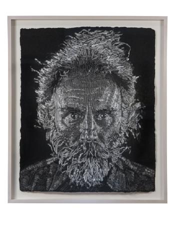 Chuck Close-Lucas Paper/Pulp-2006