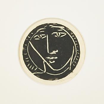 Richard Prince-Homogenized to Picasso #1 #2 #3-1974