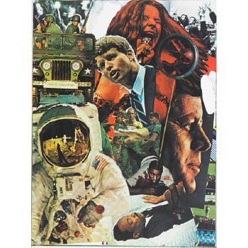 Robert Rauschenberg-Robert Rauschenberg - Signs-1970