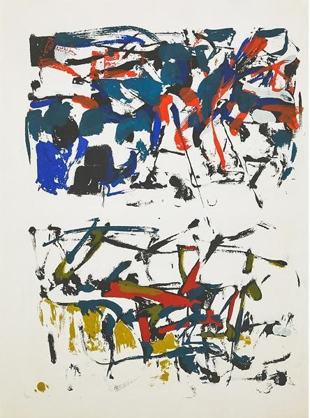Joan Mitchell-Untitled-1959