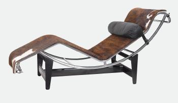 Le Corbusier-LC4-Chaiselongue.-