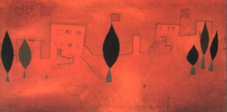 Paul Klee-Orient-Fest-1927