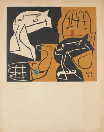 Le Corbusier-Tapisseries-1956