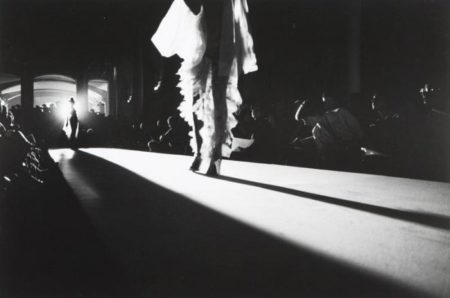 Sebastiao Salgado-Defile de mode-1980