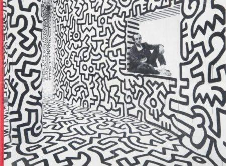 Keith Haring-Keith Haring - Depliants Recto-Verso du Pop Shop New-York accompagne du bon ( Depliants Duplex Pop Shop New York)-