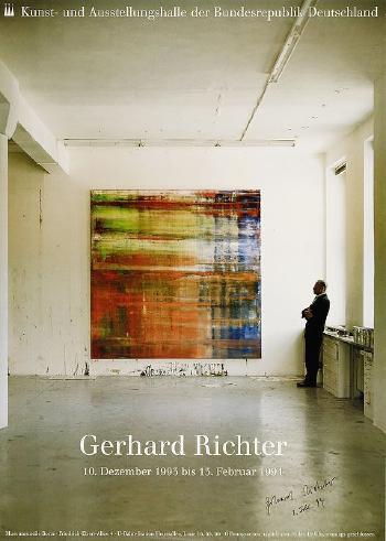 Gerhard Richter-Ausstellungsplakat-1993