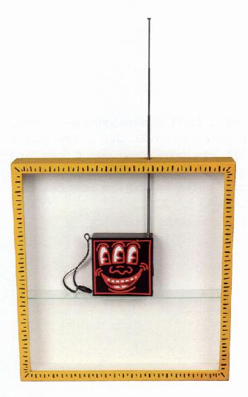 Keith Haring-Keith Haring - Pop Shop Radio-1986