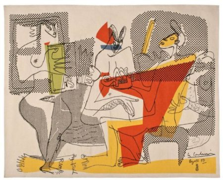 Le Corbusier-Bogota-1950