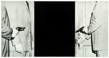 John Baldessari-Large Door-1986