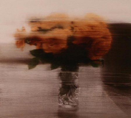 Gerhard Richter-Rosen (Roses)-1994