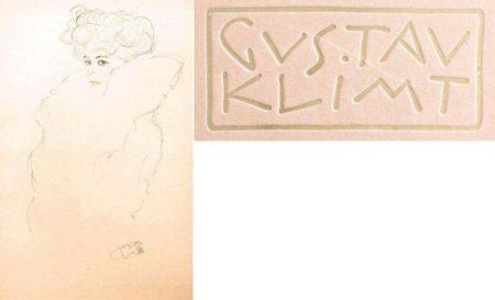 Gustav Klimt-Funfundzwanzig Handzeichnungen-