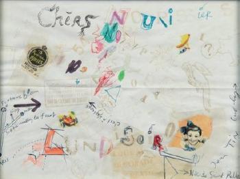 Niki de Saint Phalle-Lundi soir-