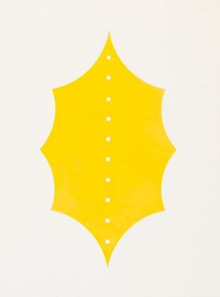 Lucio Fontana-Concetto Spaziale-1968