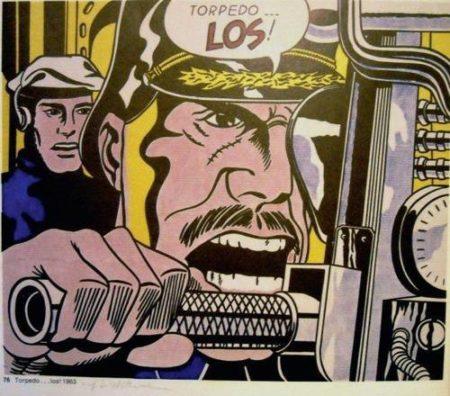 Roy Lichtenstein-Torpedo LOS-