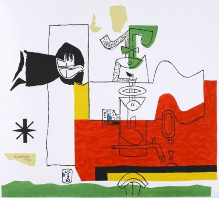 Le Corbusier-Totem-1963