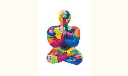 Niki de Saint Phalle-Bouddha-2000
